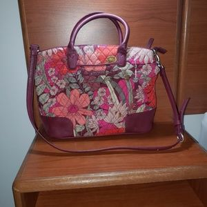 🌺VERA BRADLEY handbag/shoulder bag/crossbody bag